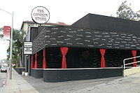 Letterman's comedic career took hold at Los Angeles' Comedy Store