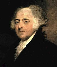 John Adams, the first vice president of the United States