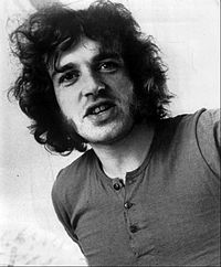 Cocker in 1969, as pictured on the cover of his second album, Joe Cocker!
