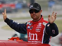 Jason Bowles, the 2009 Camping World West Series champion.