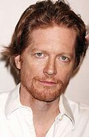 Eric Stoltz pictured in 2012. He was cast as Marty McFly and spent several weeks filming Back to the Future before he was re-cast.