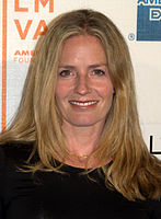 Elisabeth Shue pictured in 2009. When Claudia Wells left the series to care for her mother, Shue replaced her in the role of Jennifer Parker.