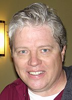 Actor Thomas F. Wilson in 2011. He developed a comedy song that answers the repetitive questions he was asked by fans about the Back to the Future film series.