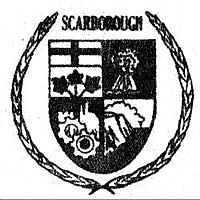 Coat of arms of former Scarborough
