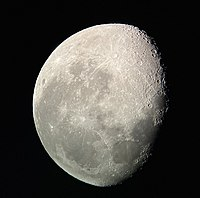 The Moon from Earth