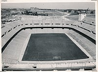 The stadium in 1955