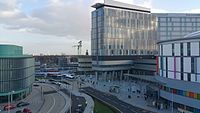 Queen Elizabeth University Hospital is the largest hospital campus in Europe
