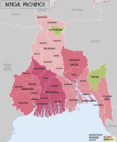 Province of Bengal (1931)