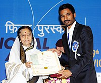List of awards and nominations received by Dhanush