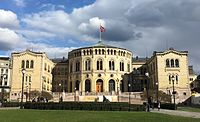 The Storting is the Parliament of Norway.