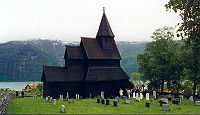 The Urnes Stave Church has been listed by UNESCO as a World Heritage Site.