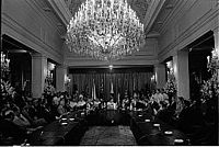Philippines President Marcos hosting the leaders of SEATO nations during the Manila Conference on the Vietnam War
