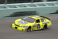No. 15 Menards Chevrolet in 2006