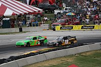 The Sargento 200 at Road America in June