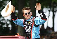 Austin Dillon finished third in the championship, 24 points behind Stenhouse.