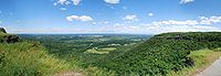 View of Albany County from Thacher State Park