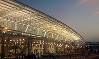 Chennai International Airport, one of India's major international airports