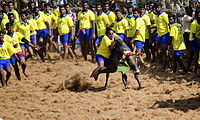 Jallikattu - A traditional sport conducted as a part of Pongal celebrations
