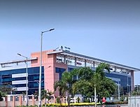 TIDEL Park Coimbatore; Coimbatore is one of the leading IT/ITS centres in India.
