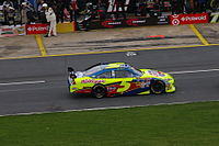 2009 Sprint Cup car at Charlotte