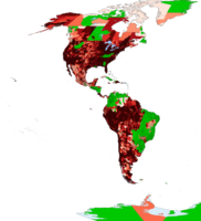 COVID-19 pandemic by country and territory