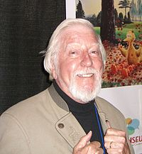 Spinney at the New York Comic Con in Manhattan in October 2010