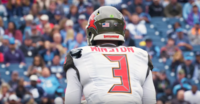 Winston in a game against the Tennessee Titans