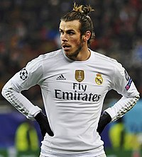 Gareth Bale is the club's joint record signing, costing €100 million in 2013.