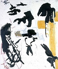Cross Poked Shadow of a Crow No. 1 (1990)