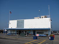 Steamship Authority in Woods Hole