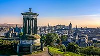 Edinburgh is the 13th largest financial centre in the world and 4th largest in Europe