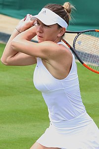 Simona Halep was the winner of the Ladies' Singles in 2019. It was her second Grand Slam Women's Singles title.