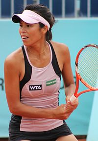 Su-Wei Hsieh was part of the winning Women's Doubles title in 2019. This was her third Grand Slam title.