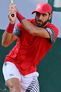 Robert Farah was part of the winning Men's Doubles team in 2019. It was his first Grand Slam title.