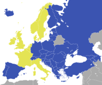 Member states of the Council of Europe