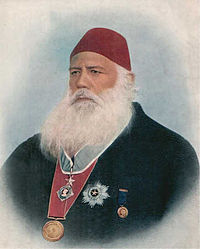 Sir Syed Ahmed Khan founder of the Muhammadan Anglo-Oriental College, later the Aligarh Muslim University, wrote one of the early critiques, The Causes of the Indian Mutiny.