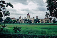 The University of Lucknow, founded by the British in 1867