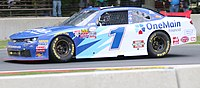 2016 JR Motorsports car at Road America