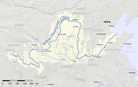 Ordos Loop of the Yellow River