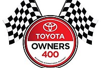 2013 Toyota Owners 400