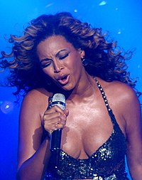 Beyoncé's sound became mellower with 2011's 4 which focused on traditional R&B styles. She performed the album during her 4 Intimate Nights with Beyoncé concert residency in August 2011