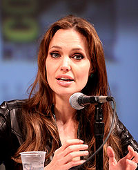 Angelina Jolie, American actress and humanitarian; three-time Golden Globe Award winner; Special Envoy to the United Nations High Commissioner for Refugees; Tisch (non-degree seeking)