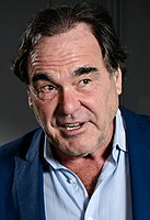 Oliver Stone, American film director, producer, and writer; three-time Academy Award winner; six-time Golden Globes Award winner; Tisch '71