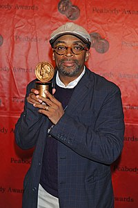 Spike Lee, American filmmaker, director and producer; two-time Academy Award winner; two-time Emmy Award winner; Tisch '83
