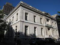 The James B. Duke House, home to the Institute of Fine Arts