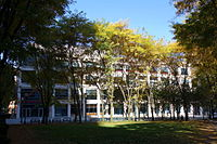 Bern Dibner Library of Science and Technology on the Brooklyn campus