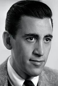 J. D. Salinger, American writer; noted for his novel The Catcher in the Rye; CAS (dropped out)