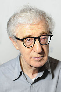 Woody Allen, American director, actor and comedian; four-time Academy Award winner; nine-time BAFTA Award winner; Tisch (dropped out)