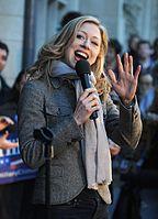 Chelsea Clinton, American author, Child of former U.S. President Bill Clinton and former U.S. Secretary of State Hillary Clinton; Lead at Clinton Foundation and Clinton Global Initiative; Wagner '10-present