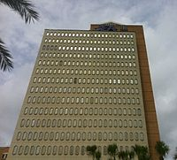 JEA headquarters in downtown Jacksonville